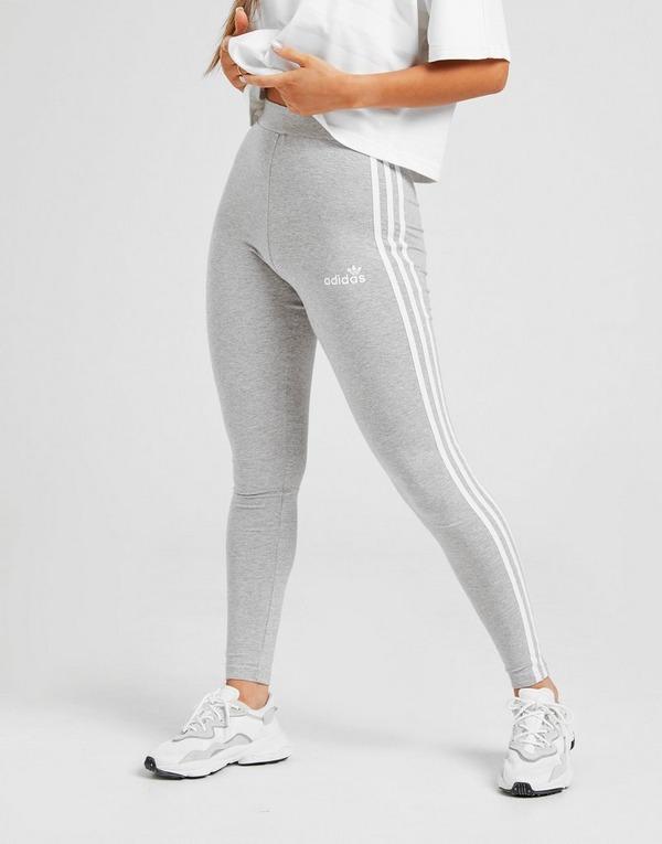 Acheter Gris adidas Originals Legging 3-Stripes Linear Femme
