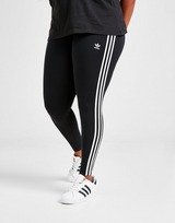 adidas Originals 3-Stripes Plus Size Leggings