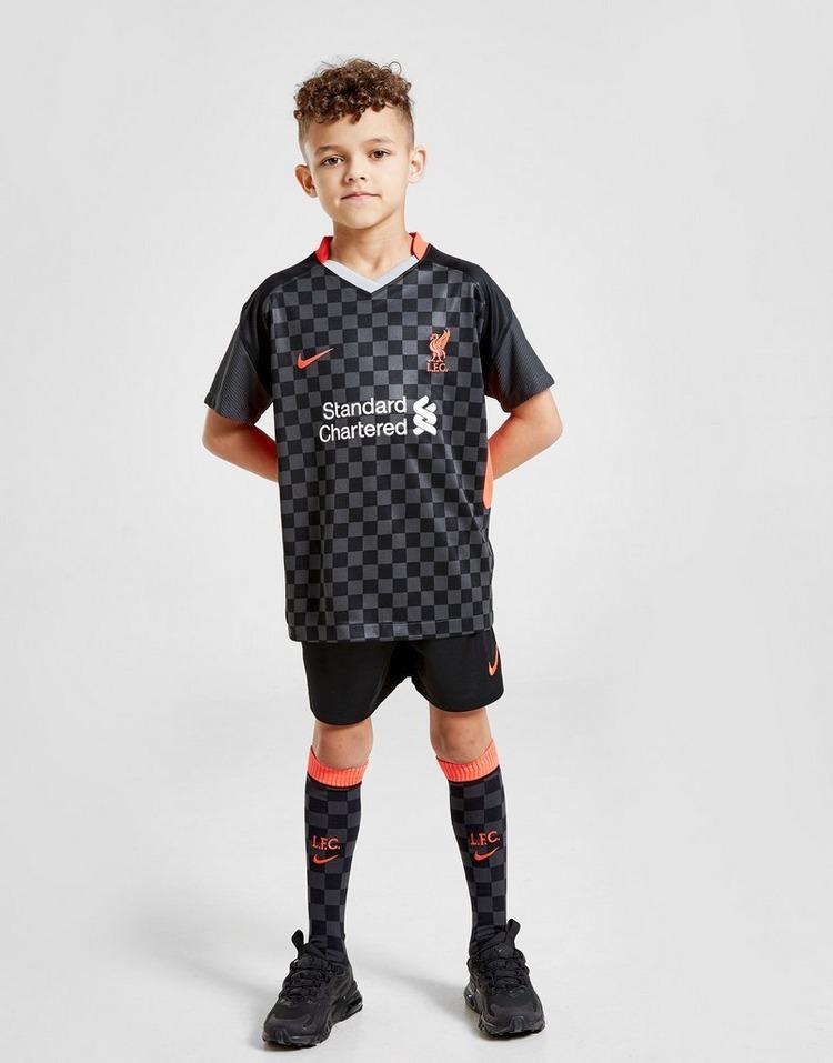 Nike Liverpool FC 2020/21 Third Kit Children