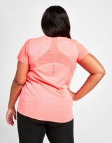 adidas Badge of Sport Plus Size T-Shirt