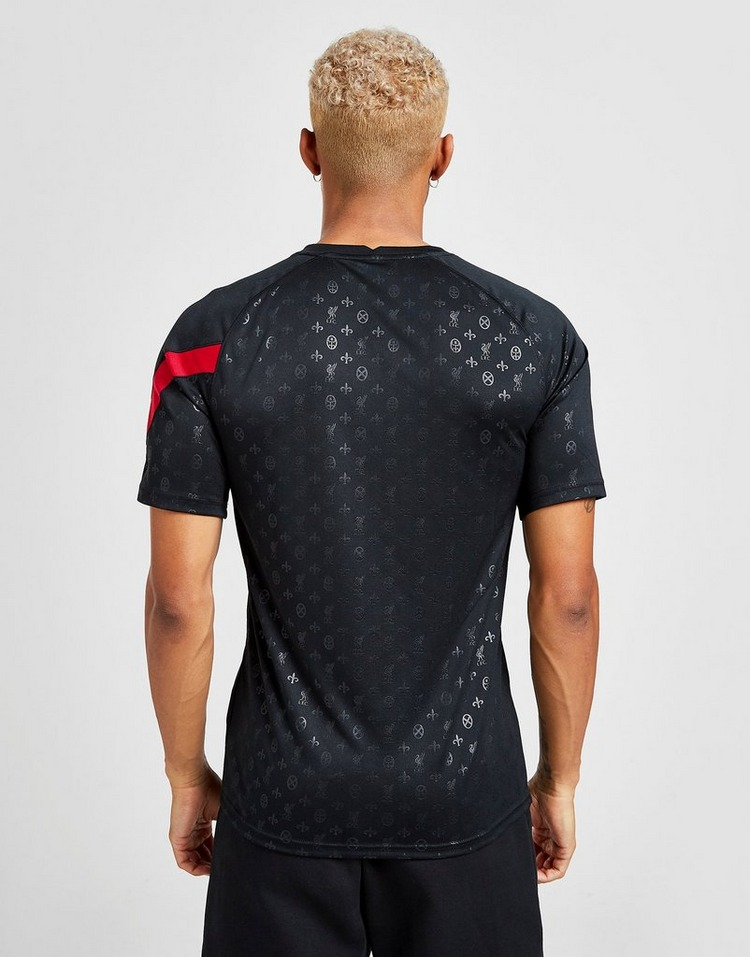 Nike Maillot d'avant-match Liverpool FC Manches courtes Homme