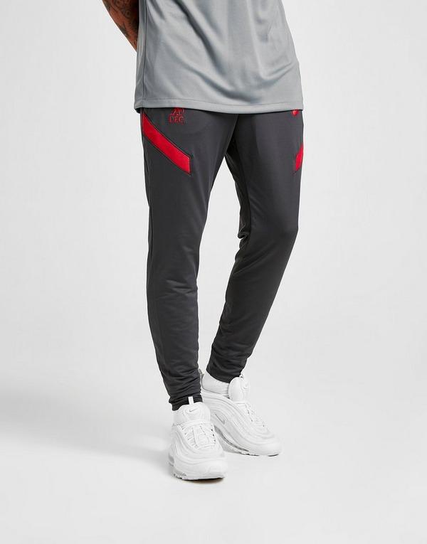 Buy Grey Nike Liverpool Fc Strike Track Pants