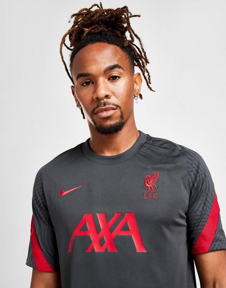 Nike Liverpool FC Strike Short Sleeve Shirt