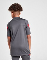 Nike Liverpool FC Strike Short Sleeve Shirt Junior