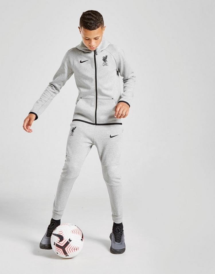 Nike Liverpool FC Tech Hoodie Junior