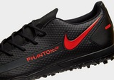 Nike Chaussures de football Black/Chile Red Phantom GT Club TF Homme