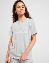 Calvin Klein Logo Short Sleeve Lounge T-Shirt