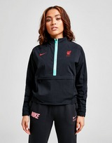 Nike Liverpool FC 1/4 Zip Jacket