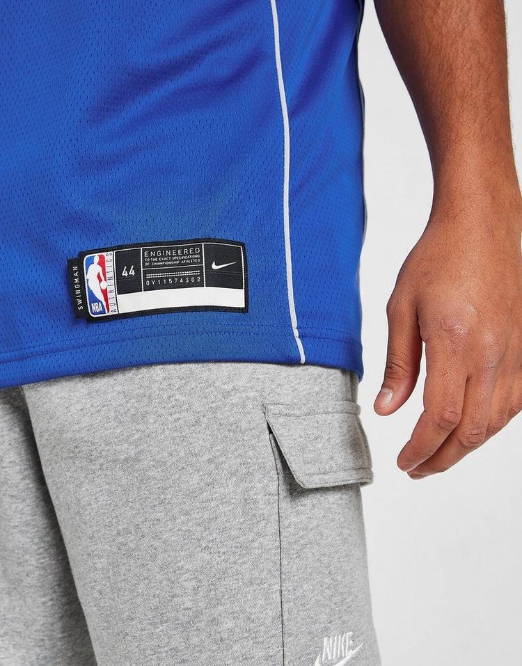 Nike NBA Dallas Mavericks Doncic #77 Swingman Jersey