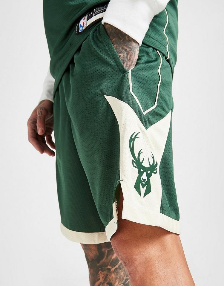 Nike NBA Milwaukee Bucks Swingman Shorts