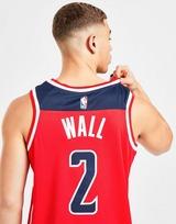 Nike NBA Washington Wizards Wall #2 Swingman Jersey