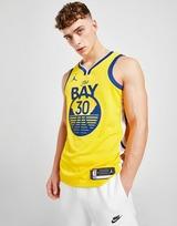 Nike Stephen Curry Warriors Statement Edition 2020 Jordan NBA Swingman Jersey