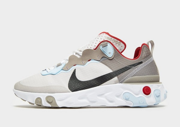 represa algun lado carril  Buy Grey Nike React Element 55 | JD Sports