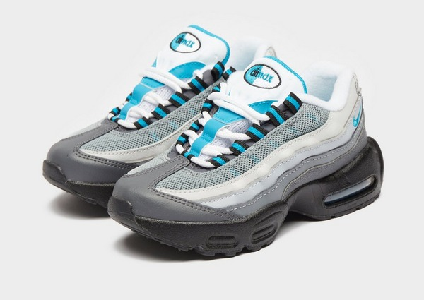 Osta Nike Air Max 95 Children Harmaa