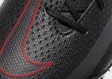 Nike Black/Chile Red Phantom GT Club TF Children