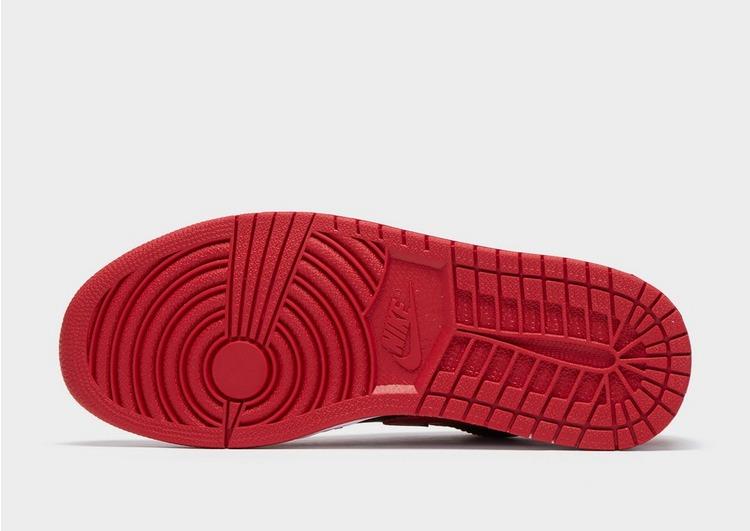 Acheter Rouge Jordan Baskets Air 1 Low Homme | JD Sports