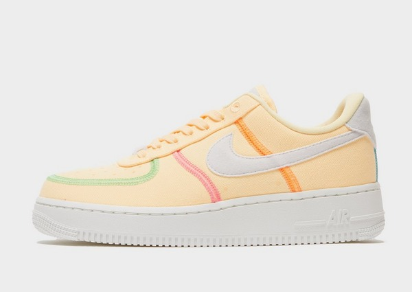nike air force 1 07 donna gialle