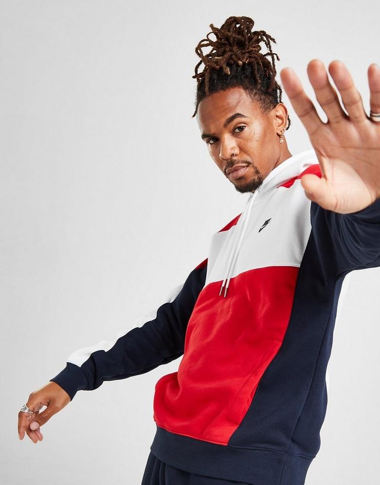 Nike Reissue Colour Block Hoodie