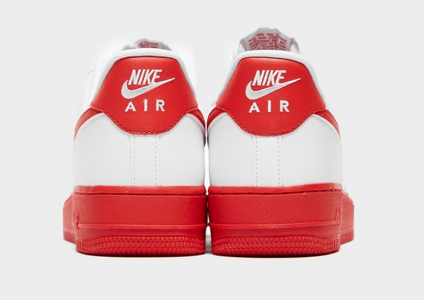 air force 1 rossa