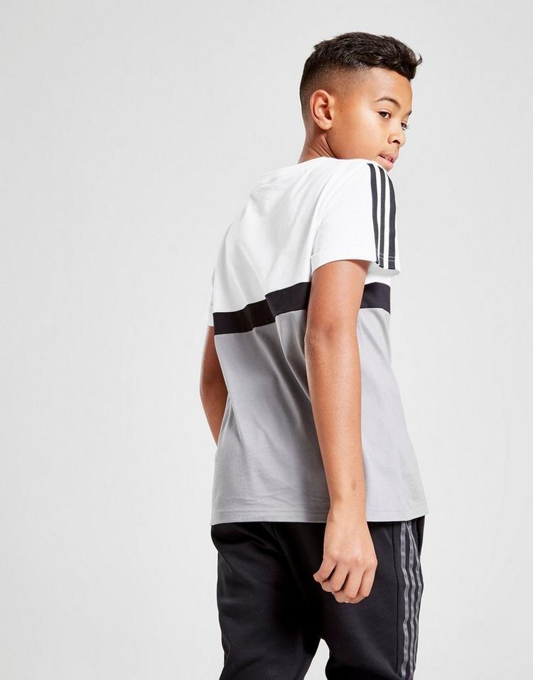 adidas Originals Challenger Colour Block T-Shirt Junior
