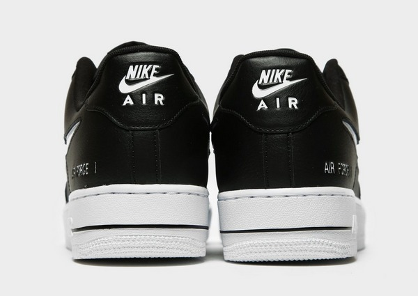 Osta Nike Air Force 1 Low Mesh Miehet Musta