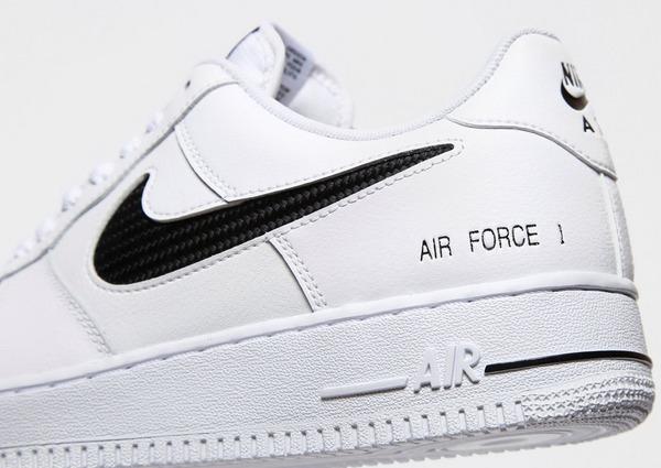 Shop den Nike Air Force 1 Low Mesh Herren in Black