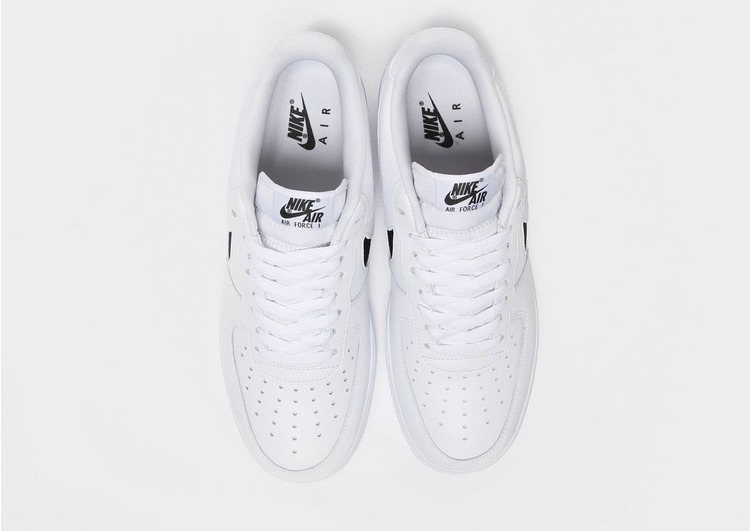 Acheter Black Nike Baskets Air Force 1 Low Mesh Homme | JD