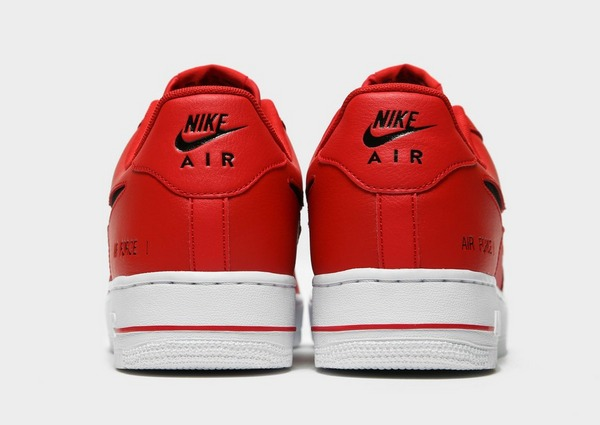 Acquista Nike Air Force 1 Low Mesh in Rosso