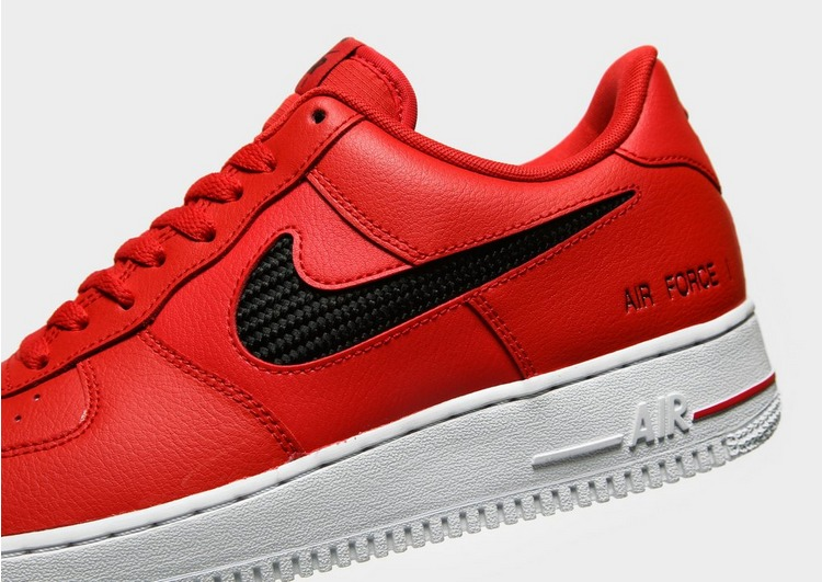 Nike Baskets Air Force 1 Low Mesh Homme