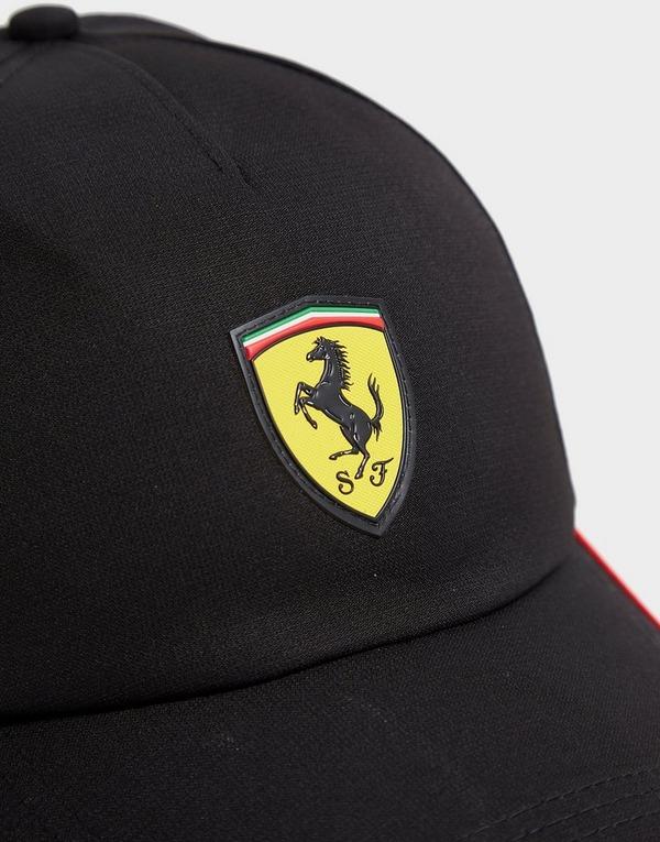 Puma Ferrari Race Baseball Cap Schwarz Jd Sports