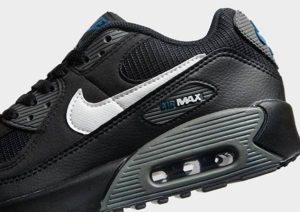 air max 90 leather nere