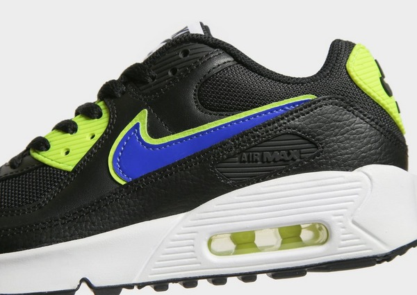 Lirio Defectuoso impulso  Shop den Nike Nike Air Max 90 Schuh für ältere Kinder in Schwarz