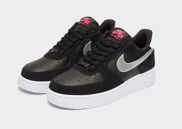 nike air force 1 07 donna nere