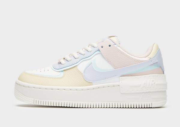 Buy White Nike Air Force 1 Shadow Women S Jd Sports Tout en reprenant l'adn du modèle initial. nike