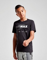 Nike Air Max Short Sleeve T-Shirt Junior