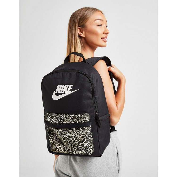 Acheter Black Nike Sac à dos Heritage | JD Sports