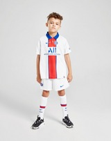 Nike Paris Saint Germain 2020/21 Away Kit Children