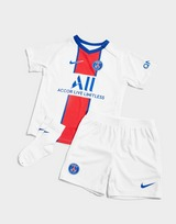 Nike Paris Saint Germain 2020/21 Away Kit Infant