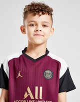 Nike Paris Saint Germain 2020/21 Third Kit Children