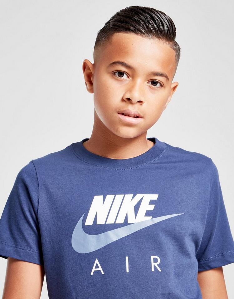 Acheter Blue Nike Tee shirt Nike Air pour Garçon plus âgé