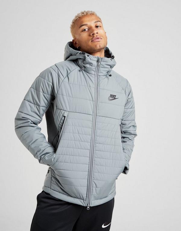 Constituir Condición previa Dedicar  Black Nike Sportswear Hybrid Jacket | JD Sports