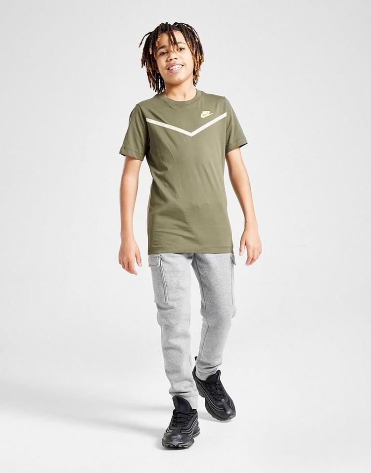 Nike T-shirt Chevron Tape Junior
