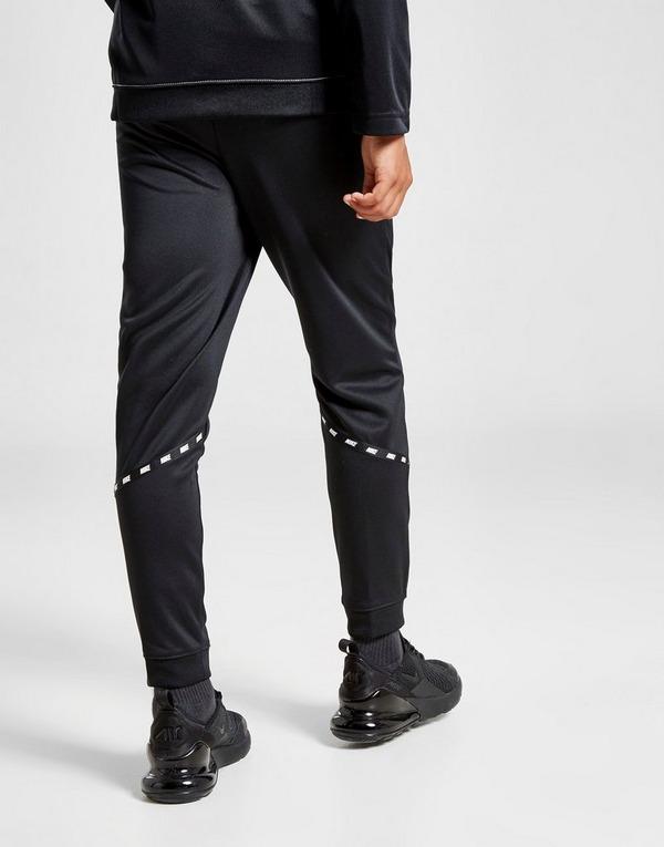 Ardiente Convertir evitar  Buy Black Nike Tape Poly Track Pants Junior | JD Sports