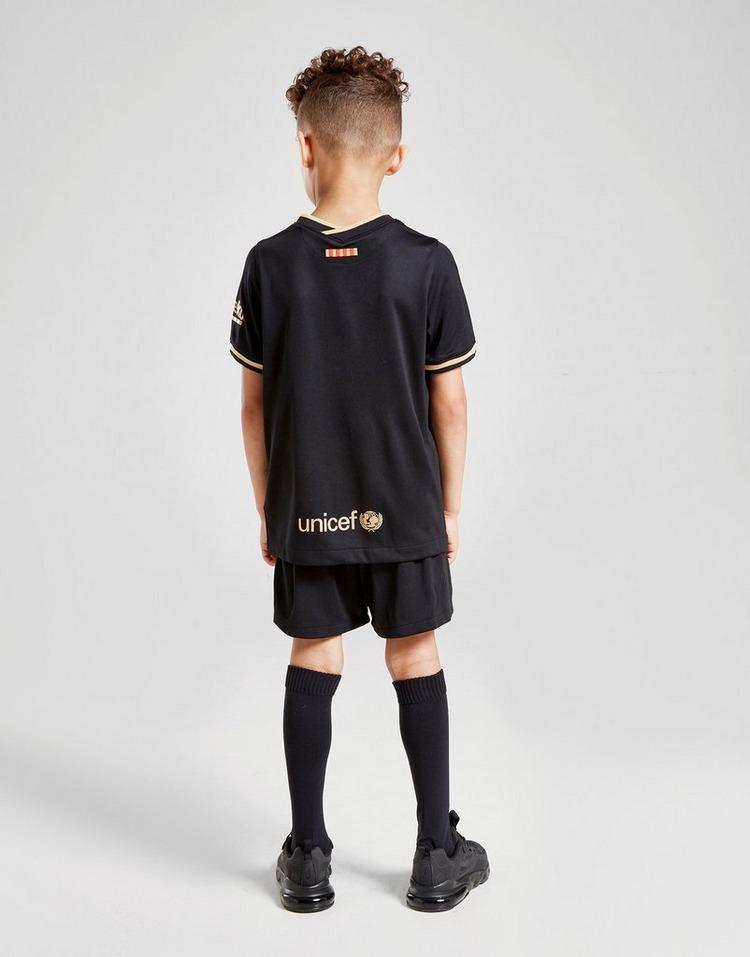 Nike FC Barcelona 2020/21 Away Kit Children