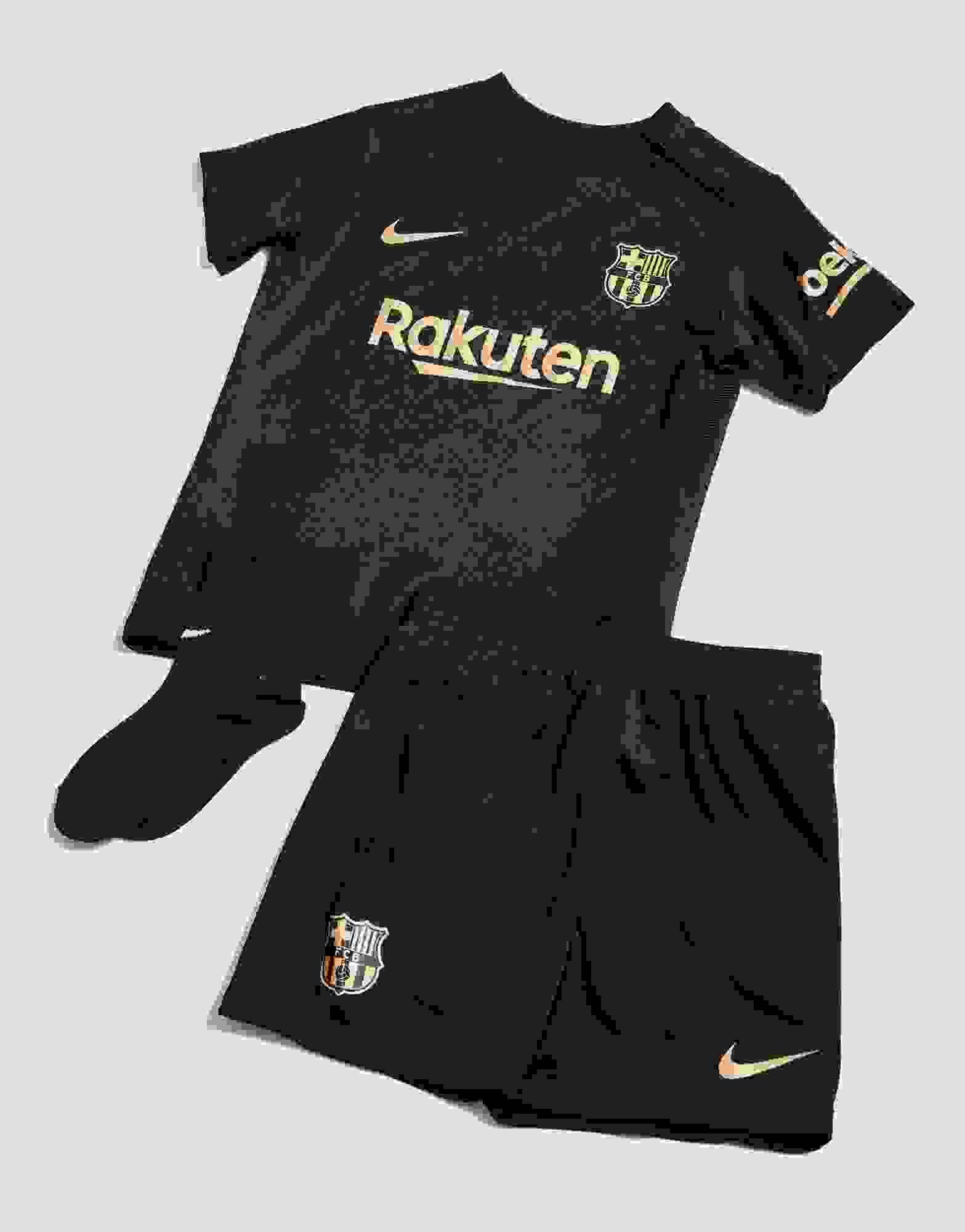 collezione ufficiale FC Barcelona da bambino pantaloncini del ...