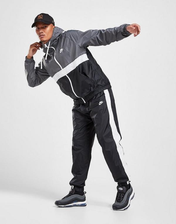 Koop Grijs Nike Hoxton Woven Tracksuit | JD Sports
