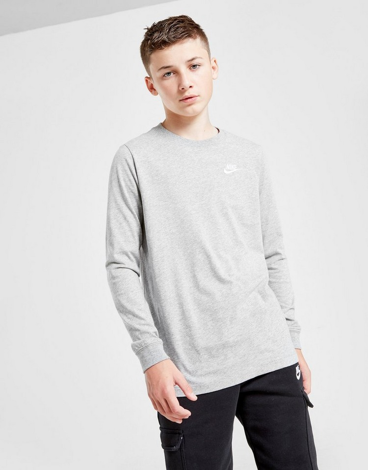 Nike Futura Long Sleeve T-Shirt Junior