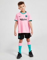 Nike FC Barcelona 2020/21 Third Kit Children