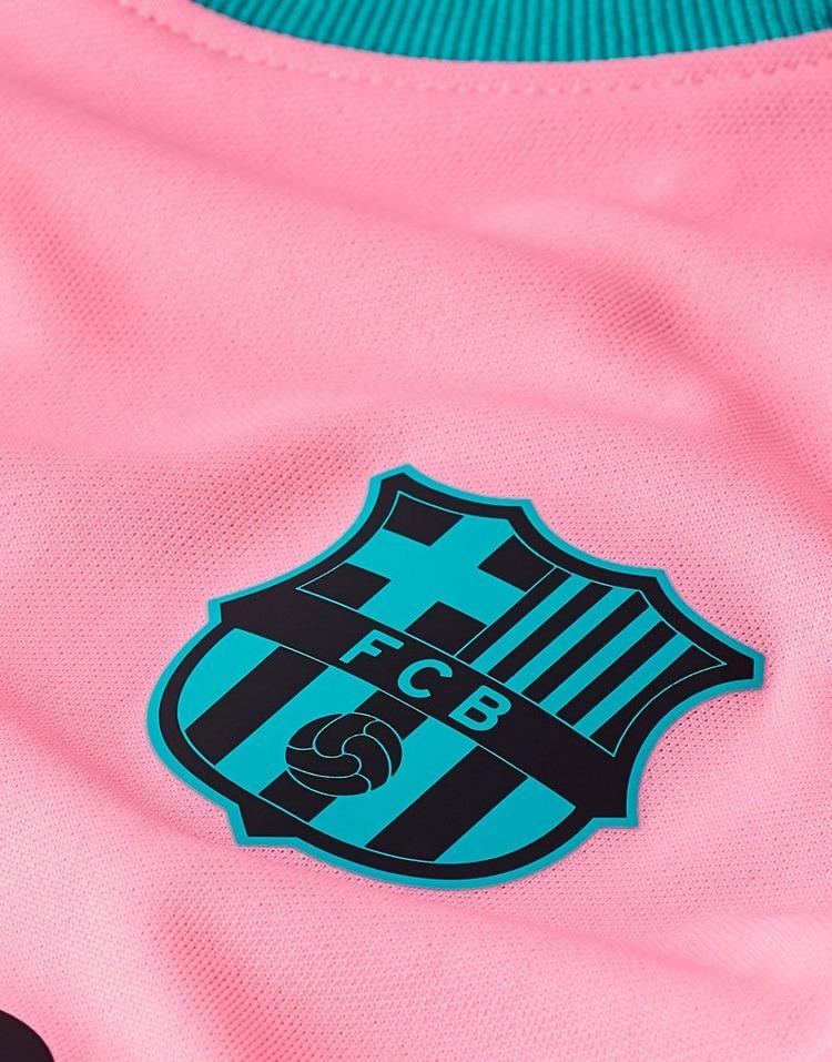 Nike 3e tenue de football FC Barcelona 2020/21 pour Bébé et Petit enfant