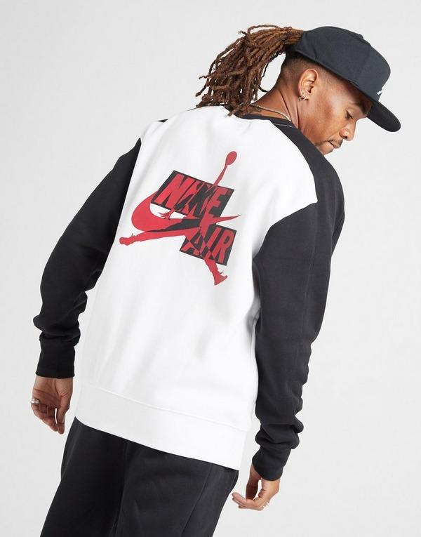 Shop den Jordan Jumpman Classic Crew Sweatshirt Herren in Black